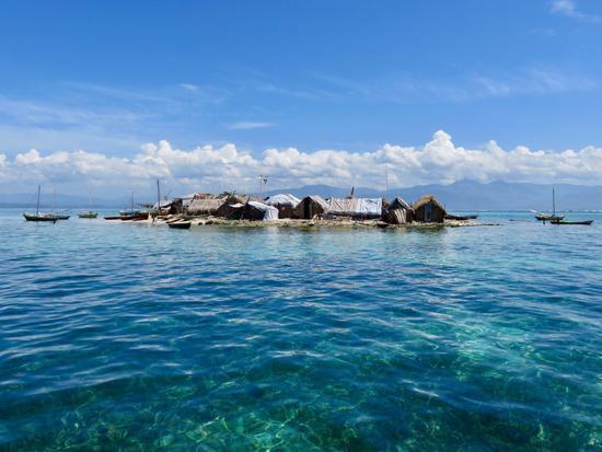 寻找世界上最拥挤的岛屿 它在海地无人注意的角落