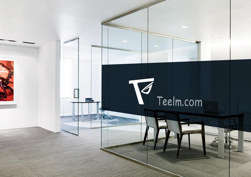 Teelm Blog网站启用全新LOGO