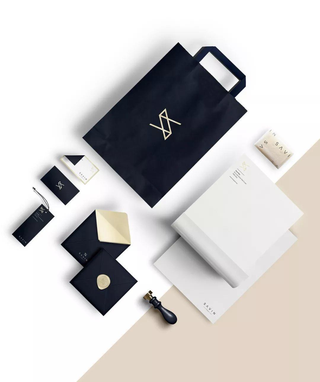 品牌VI设计欣赏
